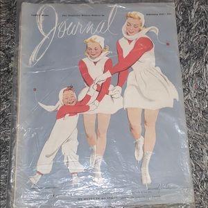 Vintage Feb 1951 Journal magazine